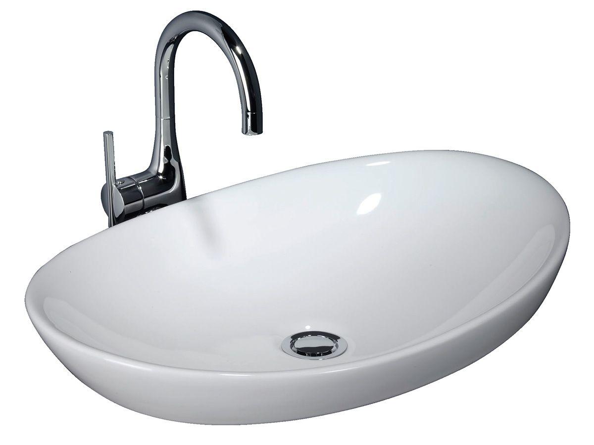 Bathroom Sinks Reece caroma | pearl | 500 inset basin next basin choice seeing as i