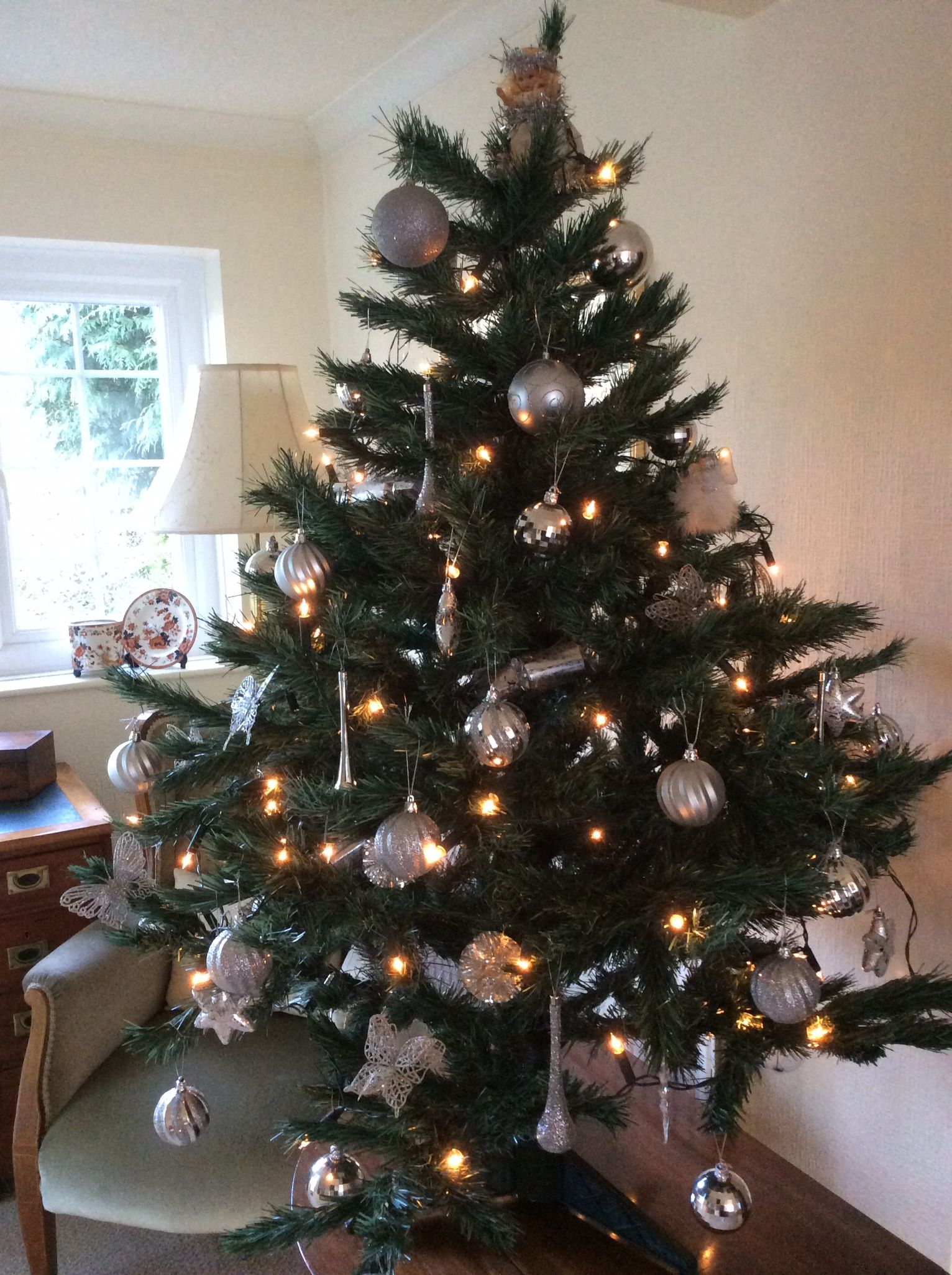 Christmas 2014 needs a few more baubles and where's the presents!