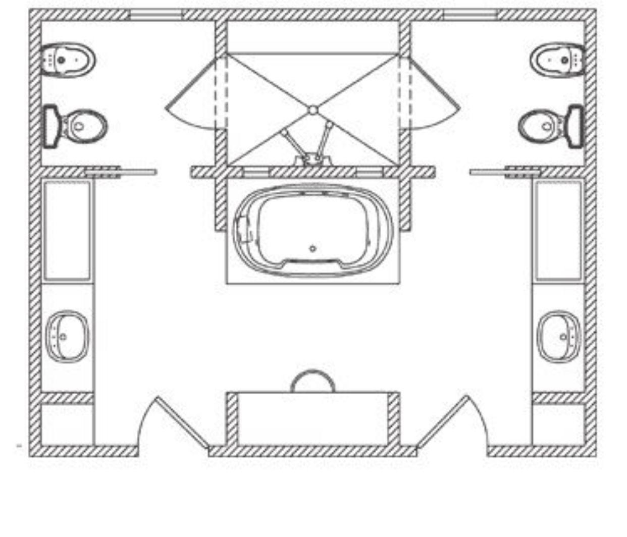 Bathroom Size And Space Arrangement Engineering Discoveries Bathroom Layout Plans Bathroom Shower Design Bathroom Floor Plans