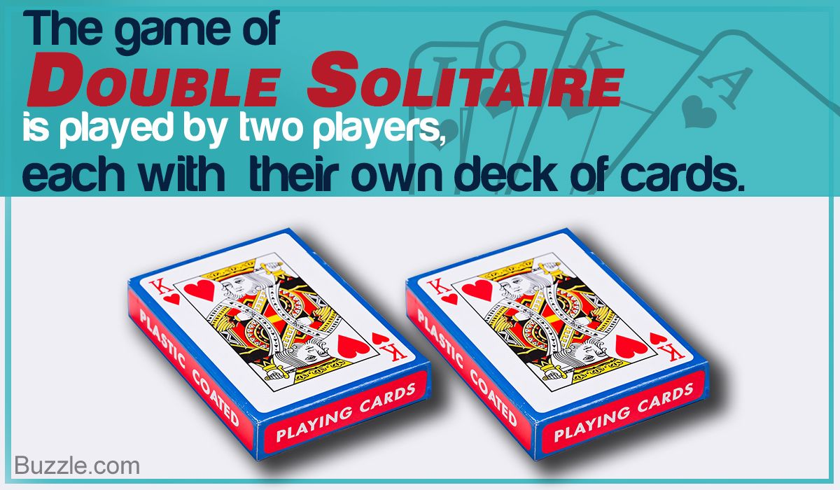 Here's How to Play Double Solitaire, A Card Game You'll