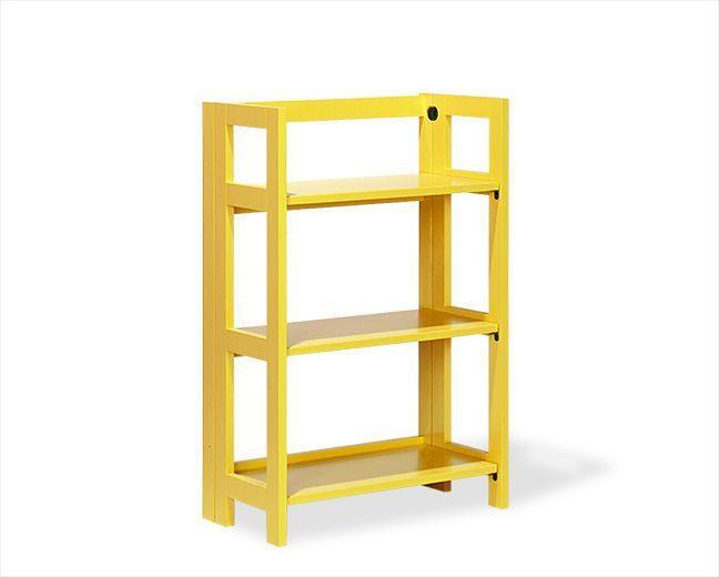 Estante Origami 91x58 Amarela - Estantes na Oppa # Oppa