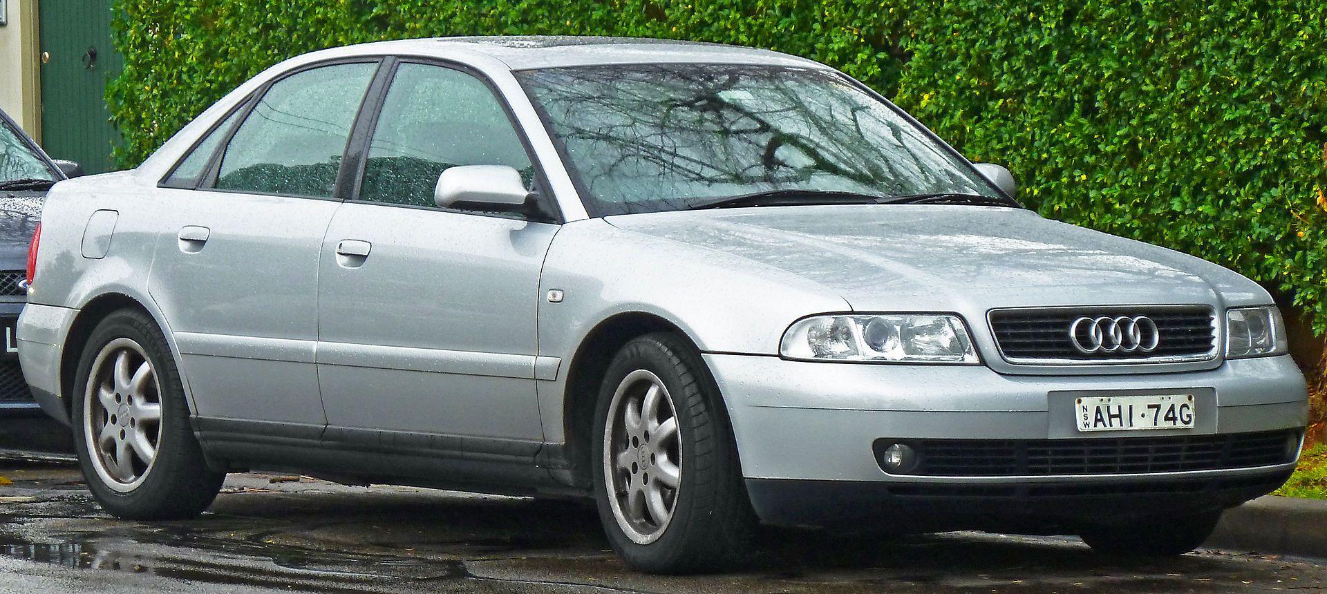 1999 2001 Audi A4 8d 1 8 T Quattro Sedan 2011 08 17 01 Audi A4 Wikipedia Volvo S40 Volvo Audi A4