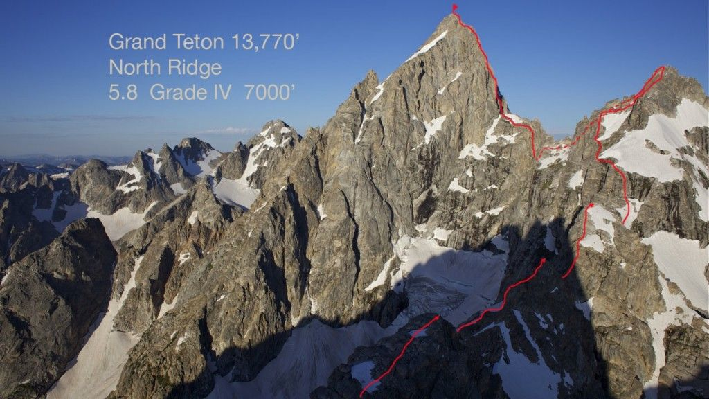 Smileys Project: North Ridge, Grand Teton via Cathedral Traverse | prAna Life