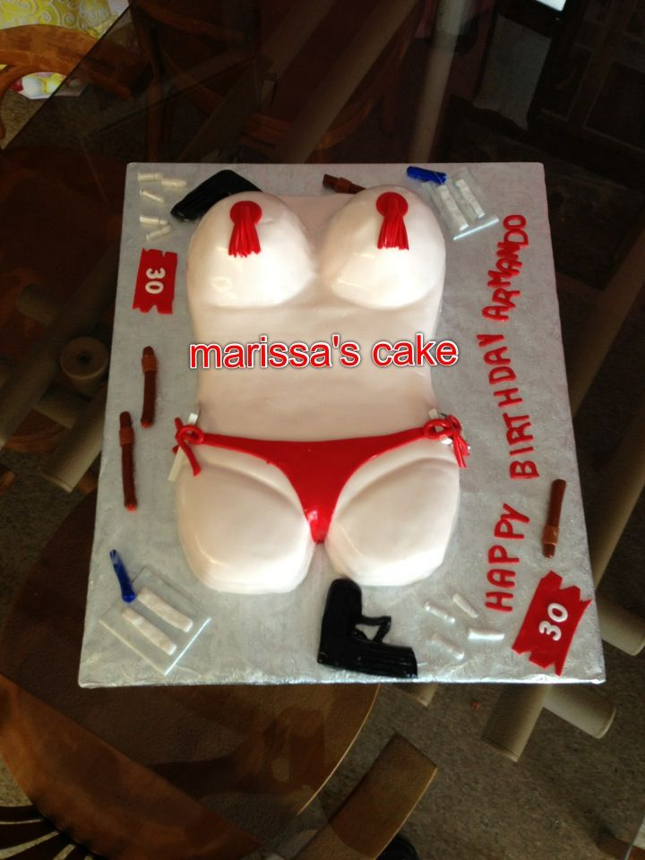 Birthday Cakes For Men Turning 30