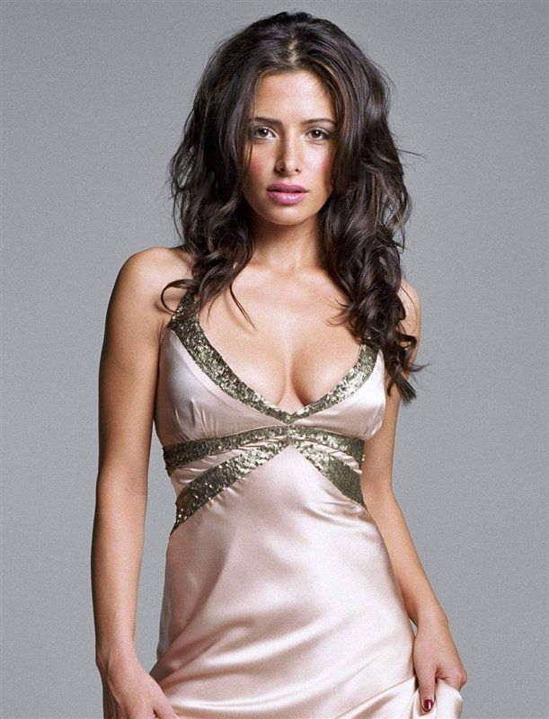 Sarah Shahi http://www.beautybodybook.com