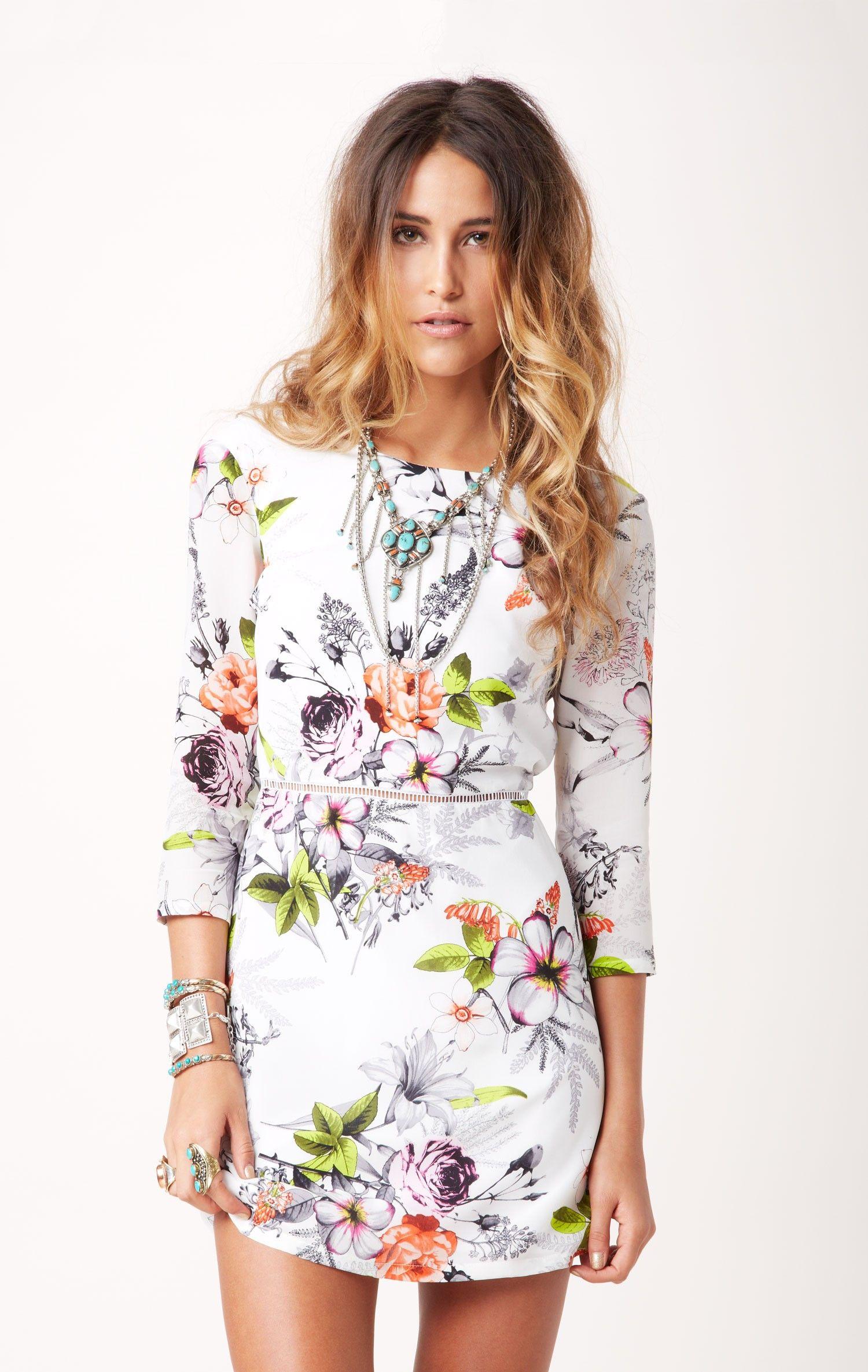 lola dress // Myne #whatsnew #planetblue