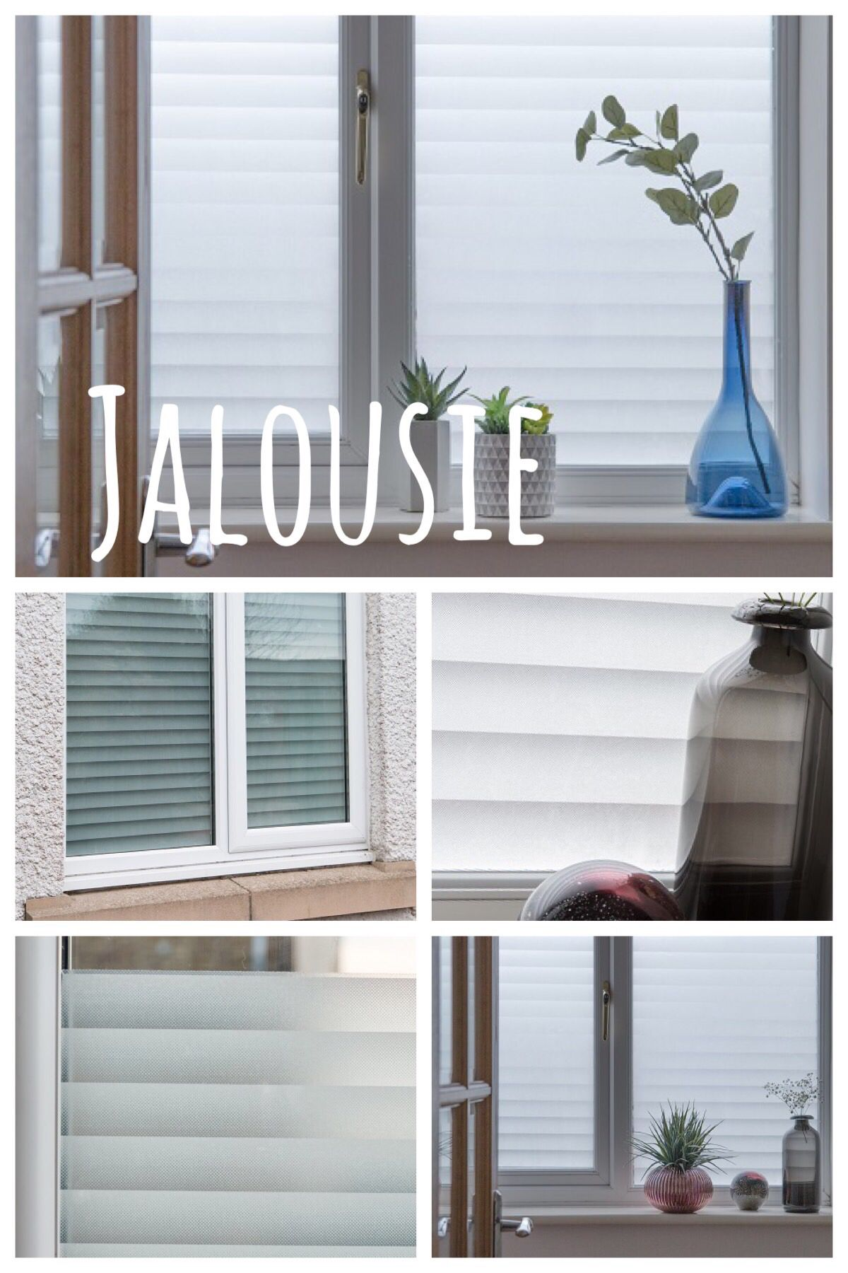 Window sticky back plastic is designed to provide privacy