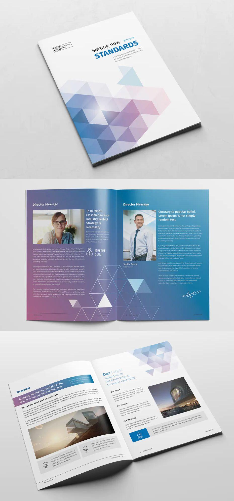 Pin on brochure templates