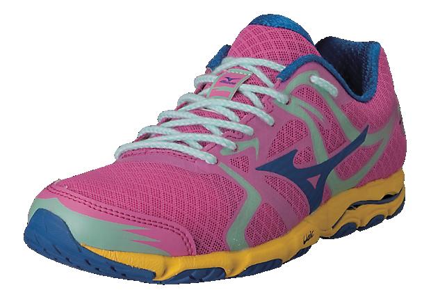 Nike Free 5.0, Chaussures de Course Femme, Pink (Pink Pow/Black-Polarized Pink), 35.5 EU