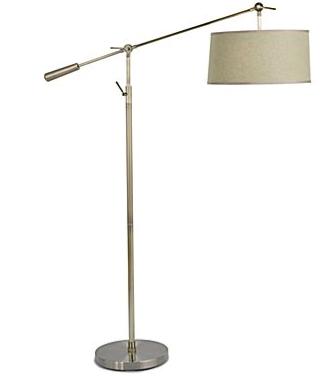 JCPenney Adjustable Metal Column Floor Lamp by studio: $114.99 ...