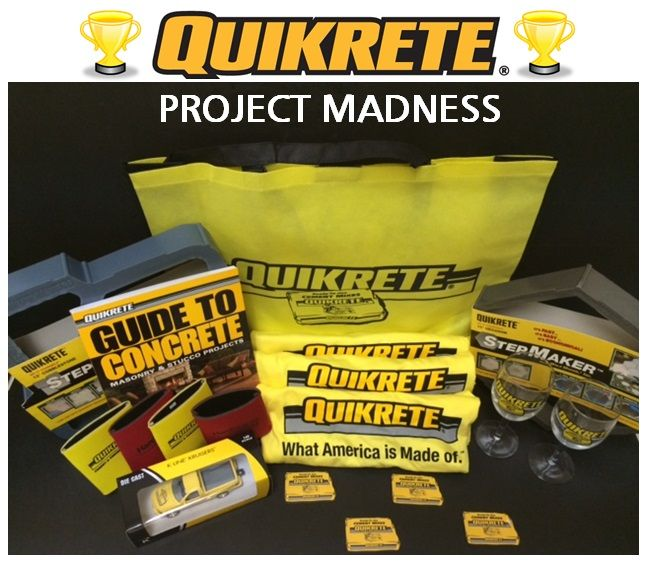 Congrats To Carolyn Cherry England For Winning The Quikrete