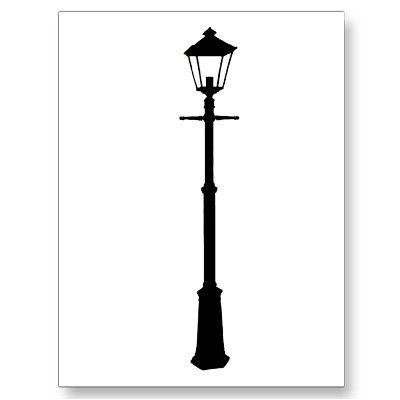 narnia lamppost outline - Google Search | Stencils ...