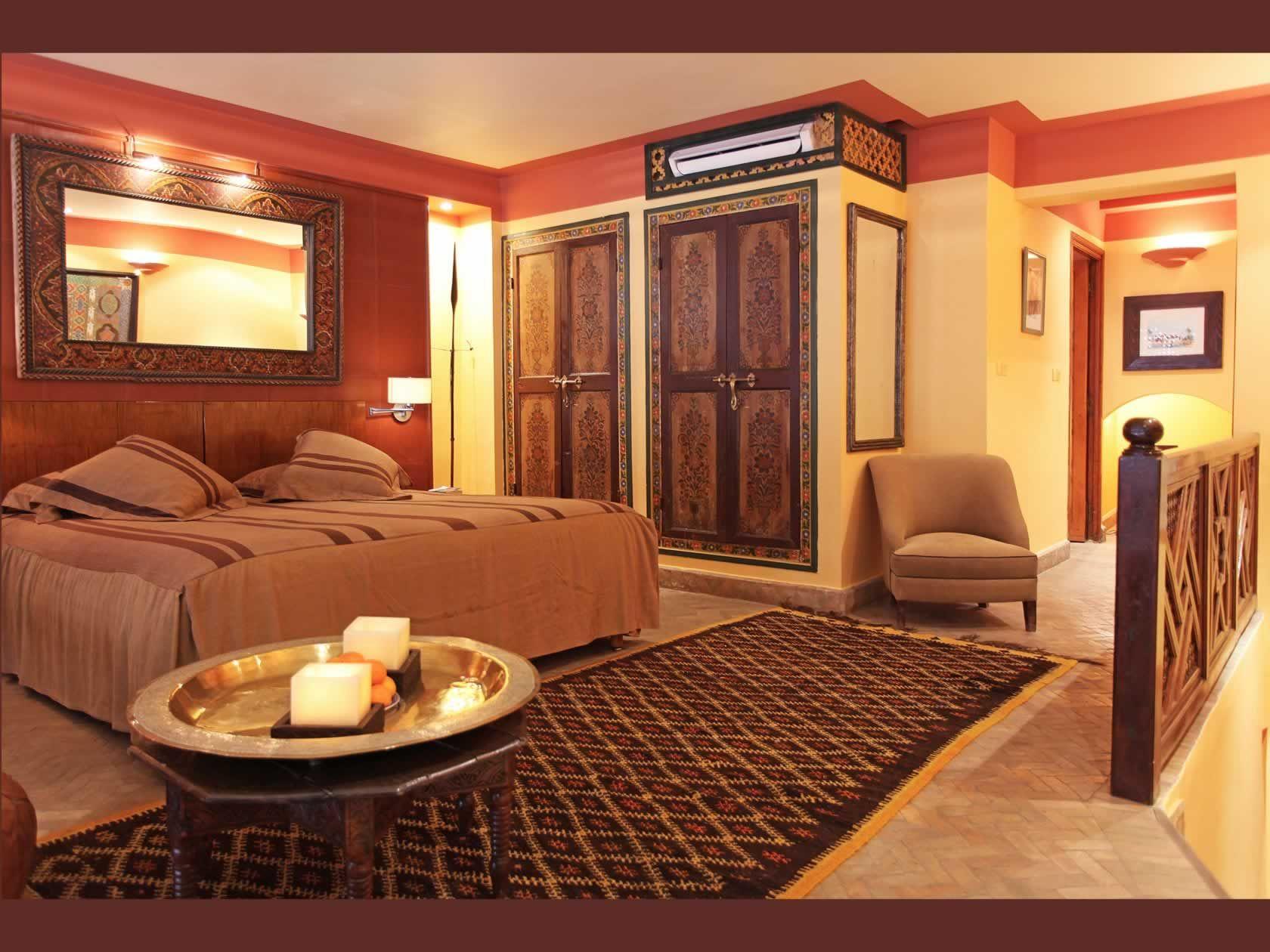 la masion arabe hotel in marrakech, morroco | morocco | pinterest