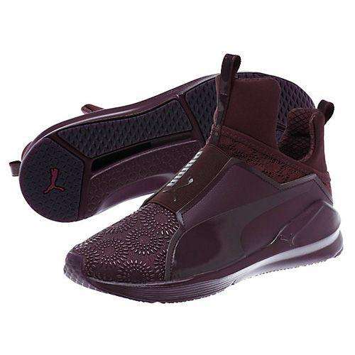 57578b43adc Puma Winetasting Red Plum Fierce Kurim Women s Training Shoes via   bestchicfashion