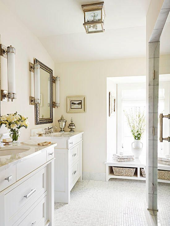 Neutral Color Bathroom Design Ideas in 2020 | Color ...