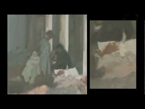 Hospital-Palace. A painter responds to Diego Velázquez 1660-2010 | Simon Edmondson - YouTube