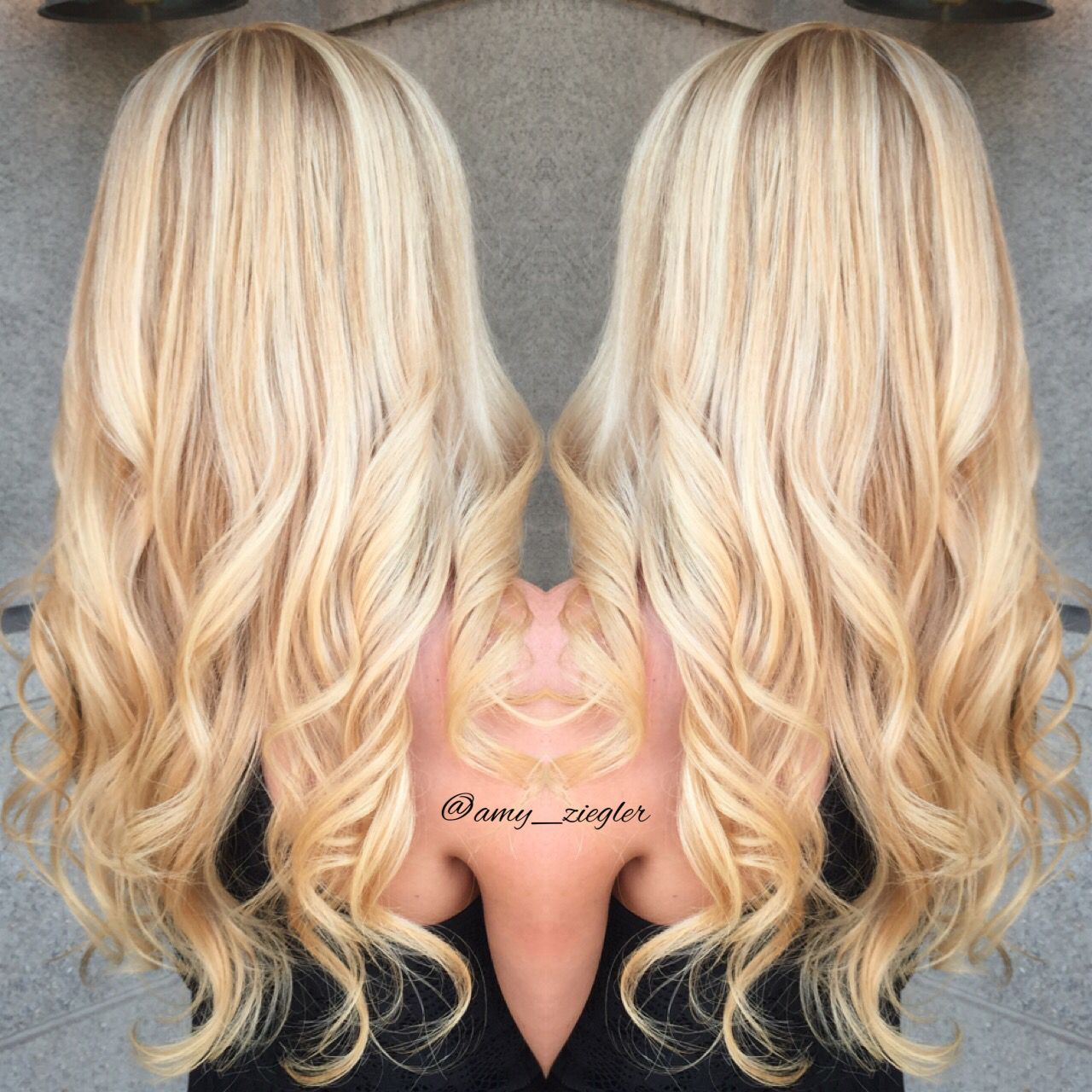 golden bright pin platinum hair lights blonde pinterest