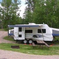 RV Camping at Mount Rushmore, South Dakota (With images ...