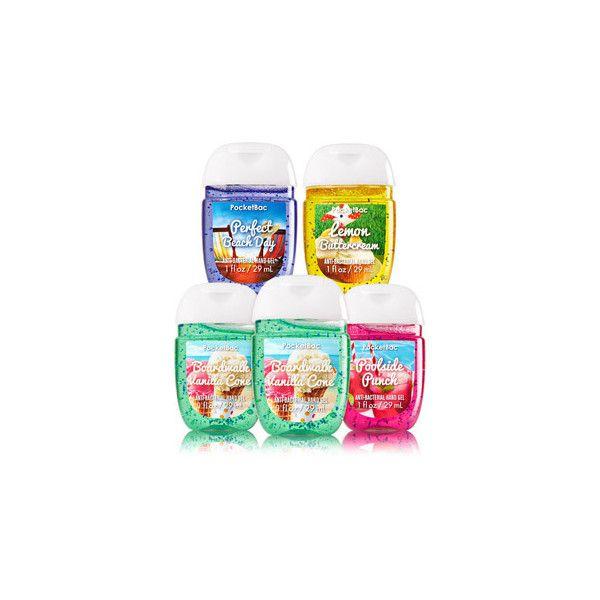 Pocketbac Hand Sanitizer Holders Bath Body Works 6
