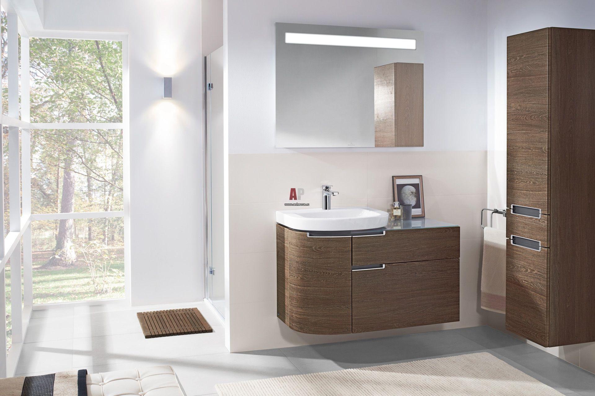 Villeroy Glossy Grey Modern Bathroom Modern Bathroom Design Bathroom Design