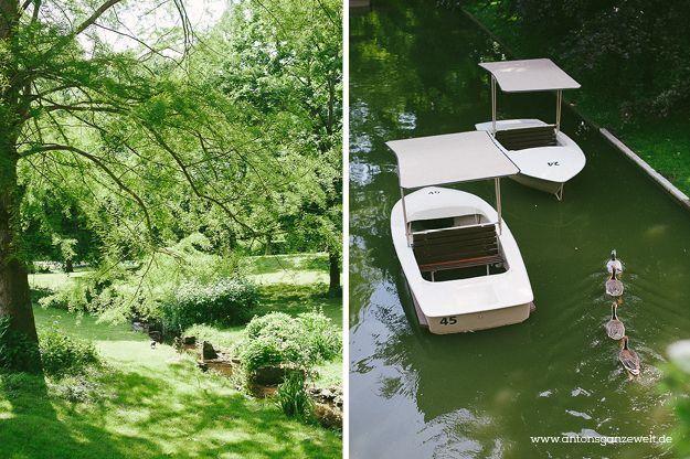 Perfect Anton us ganze Welt Unser erweiterter Garten samt Haustiere und Teich der Karlsruher Zoo