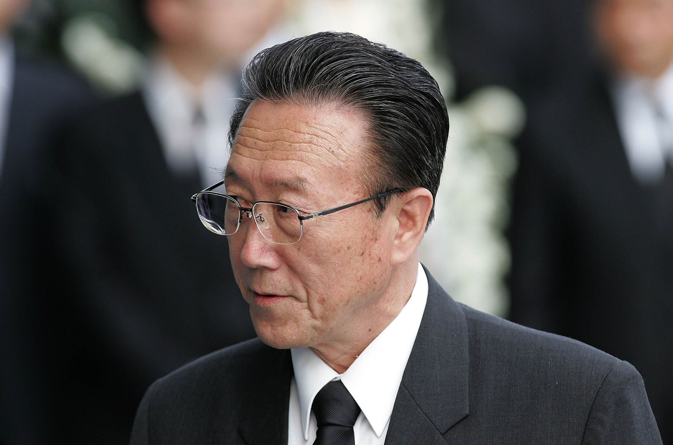 North Korea S Top Negotiator With South Dies In Traffic Accident