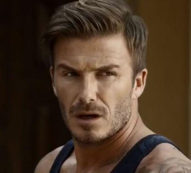 Pleasing David Beckham And David On Pinterest Hairstyles For Women Draintrainus