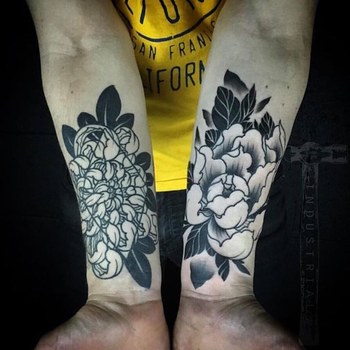 Olio Forearm Tattoo By Tat2rub From Industrial Tattoo 20170804 Tattoo Images Tattoos Forearm Tattoo