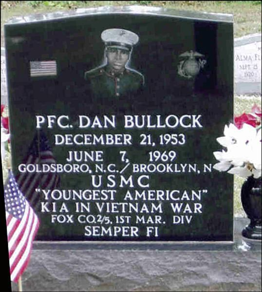 Who Was The Youngest U S Soldier Killed In The Vietnam War