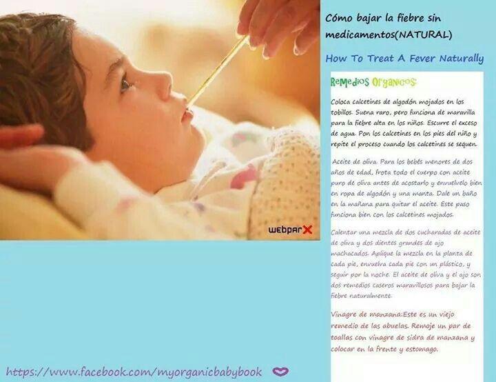 Remedios contra la fiebre