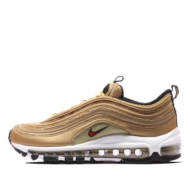 Details about Nike air max 97 gold and black size UK 10