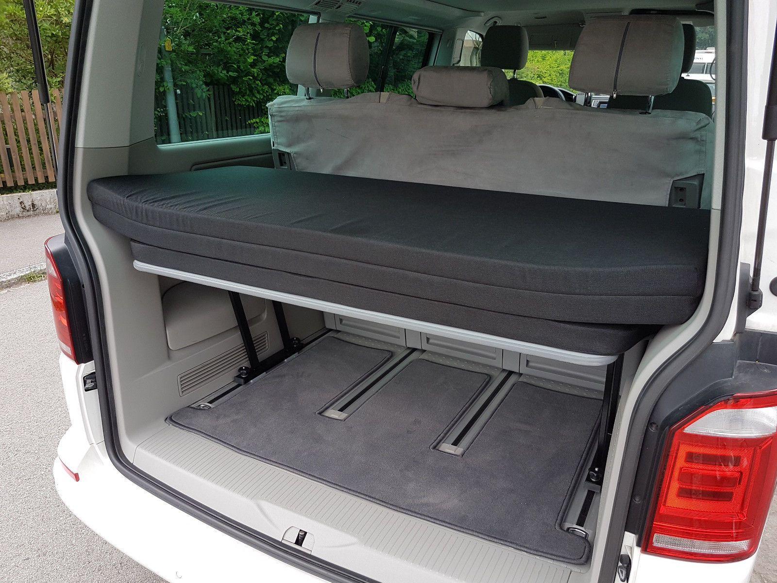 vw t5 t6 multiflexboard l scharnier board matratze schlafpaket rg50 50 ebay camper. Black Bedroom Furniture Sets. Home Design Ideas