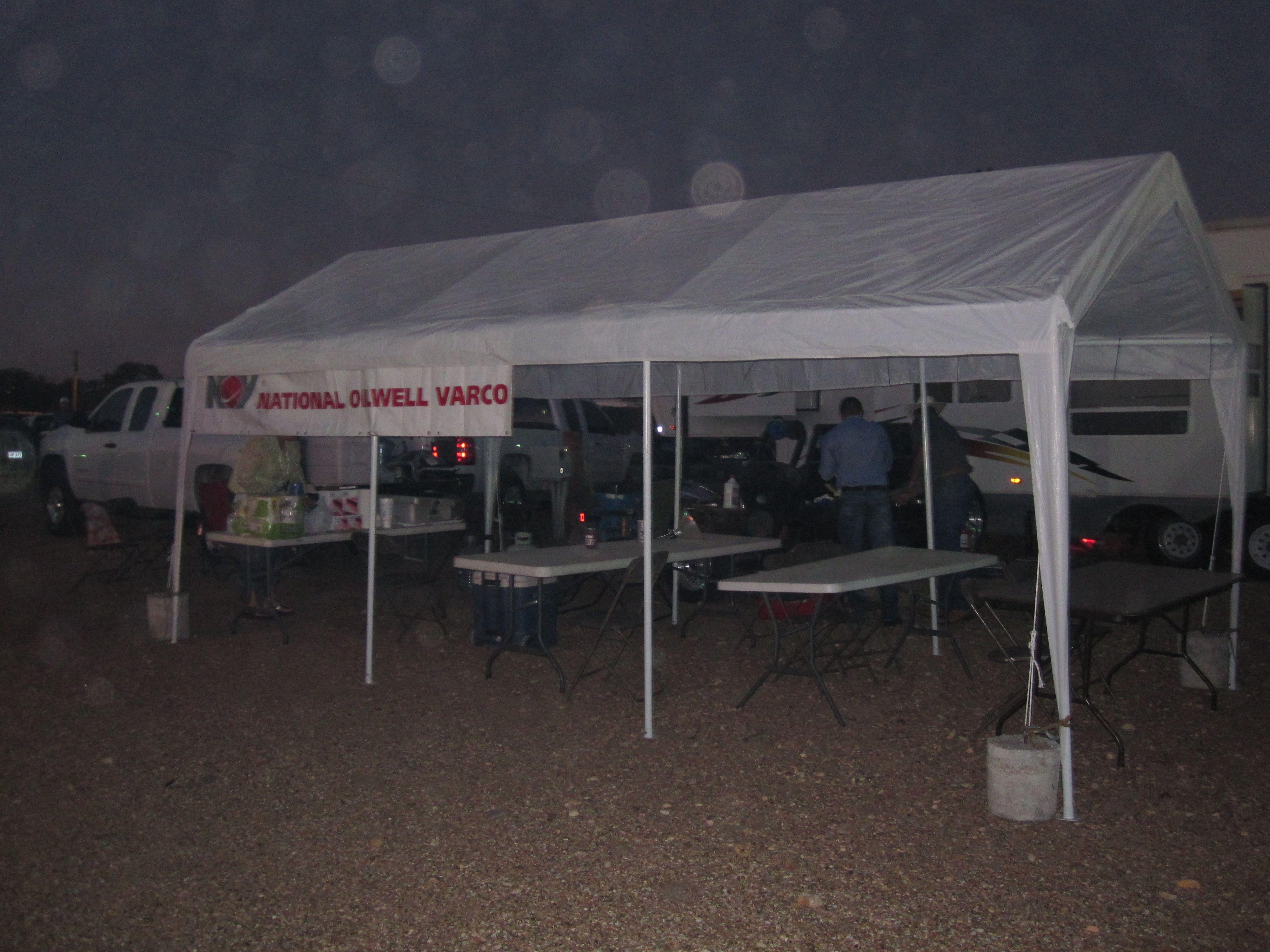 NOV Tent