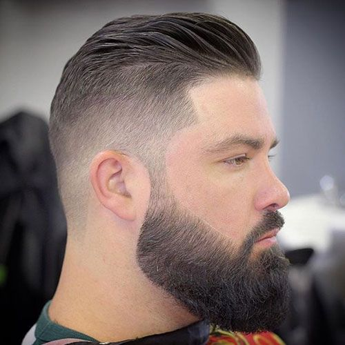 haircut and beard trim how to trim your sideburns beard styles beard styles 2573
