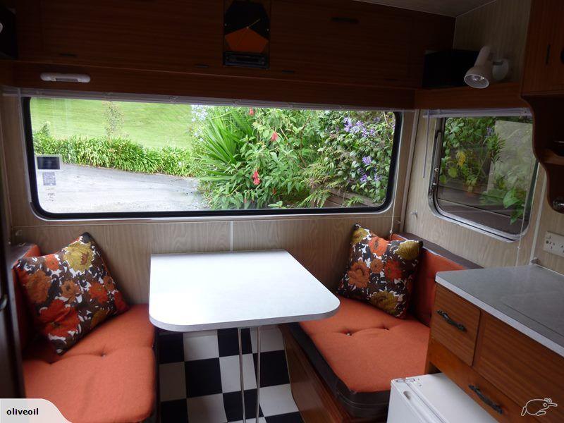 Classic Retro 10ft Caravan Trade Me Vintage Caravans Caravan Retro