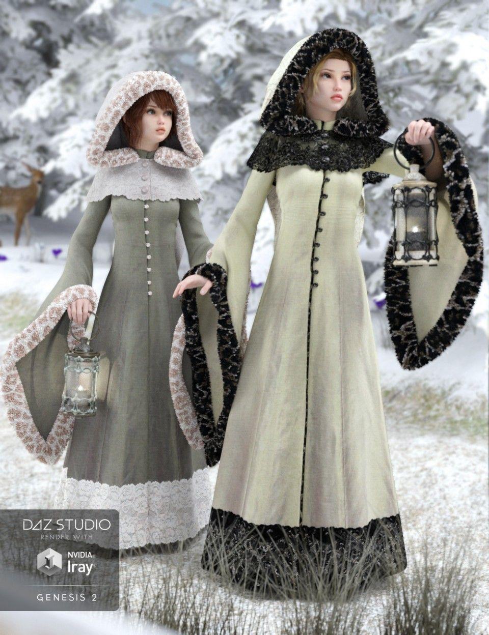 13++ Fantasy winter info