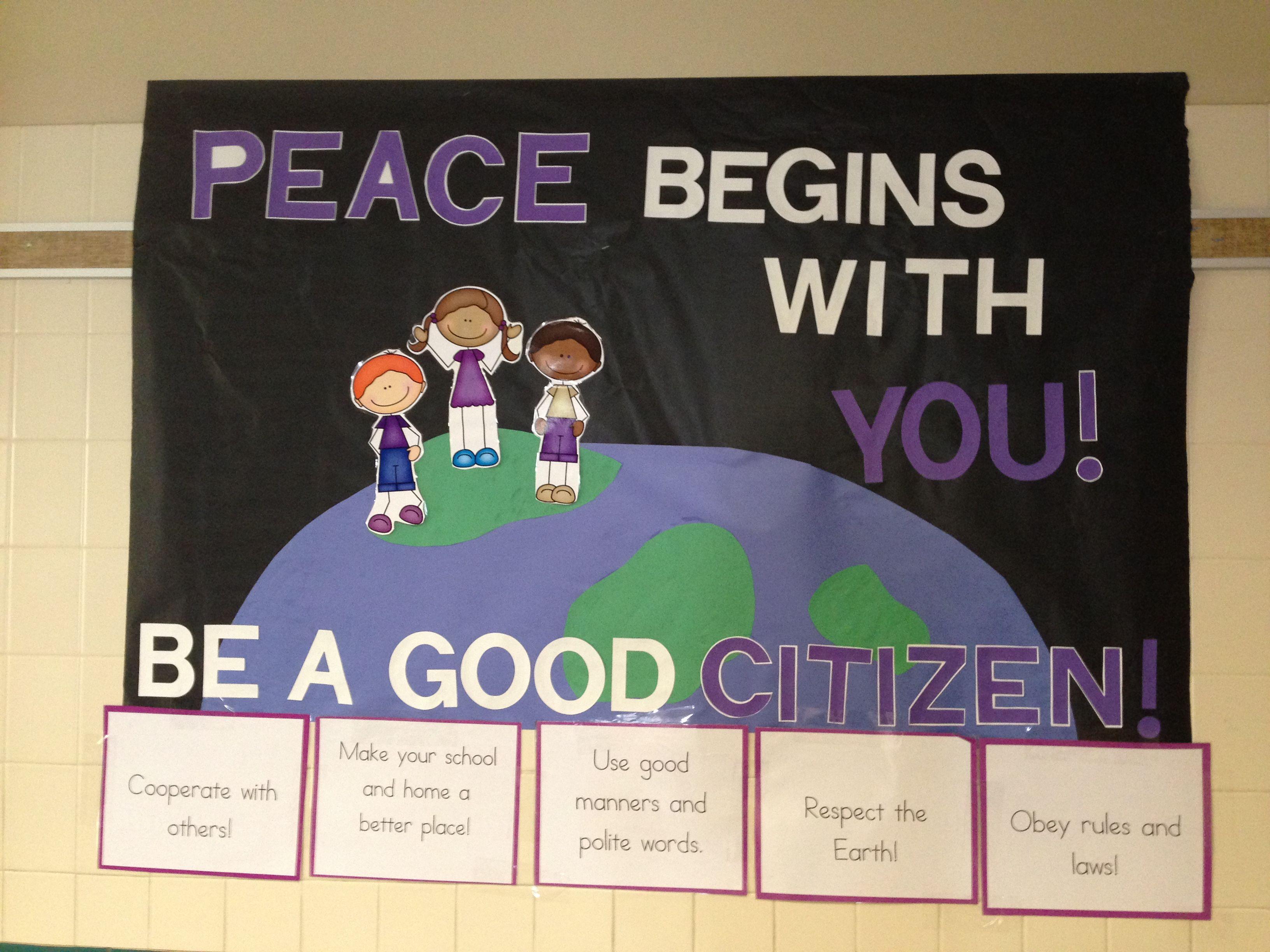 Pinwheels Peace Quotes