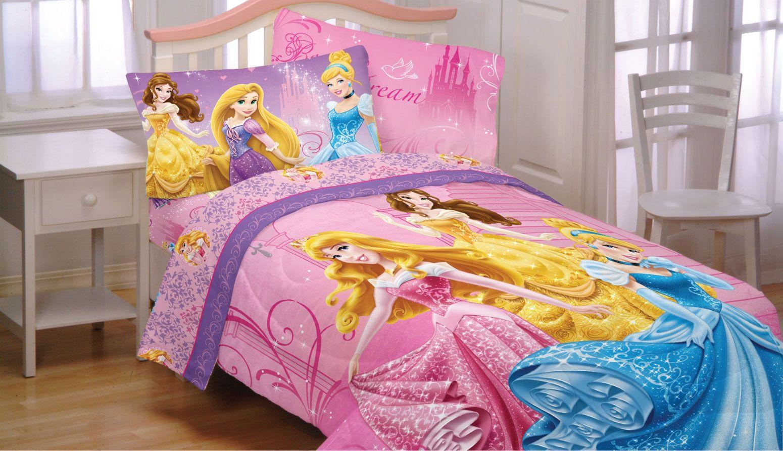 Modern Image Of Princess Bed Sets Disney Princess Bedding And