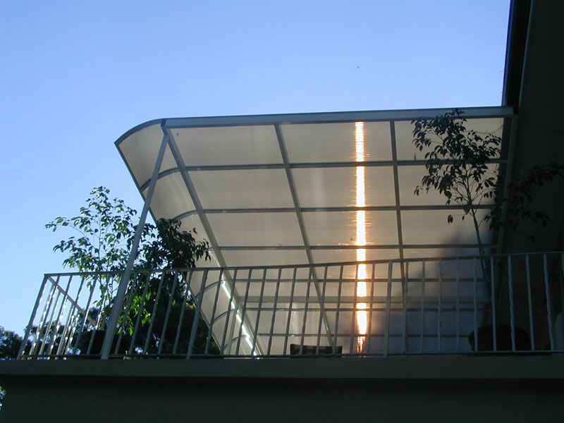 Polycarbonate Patio Covers