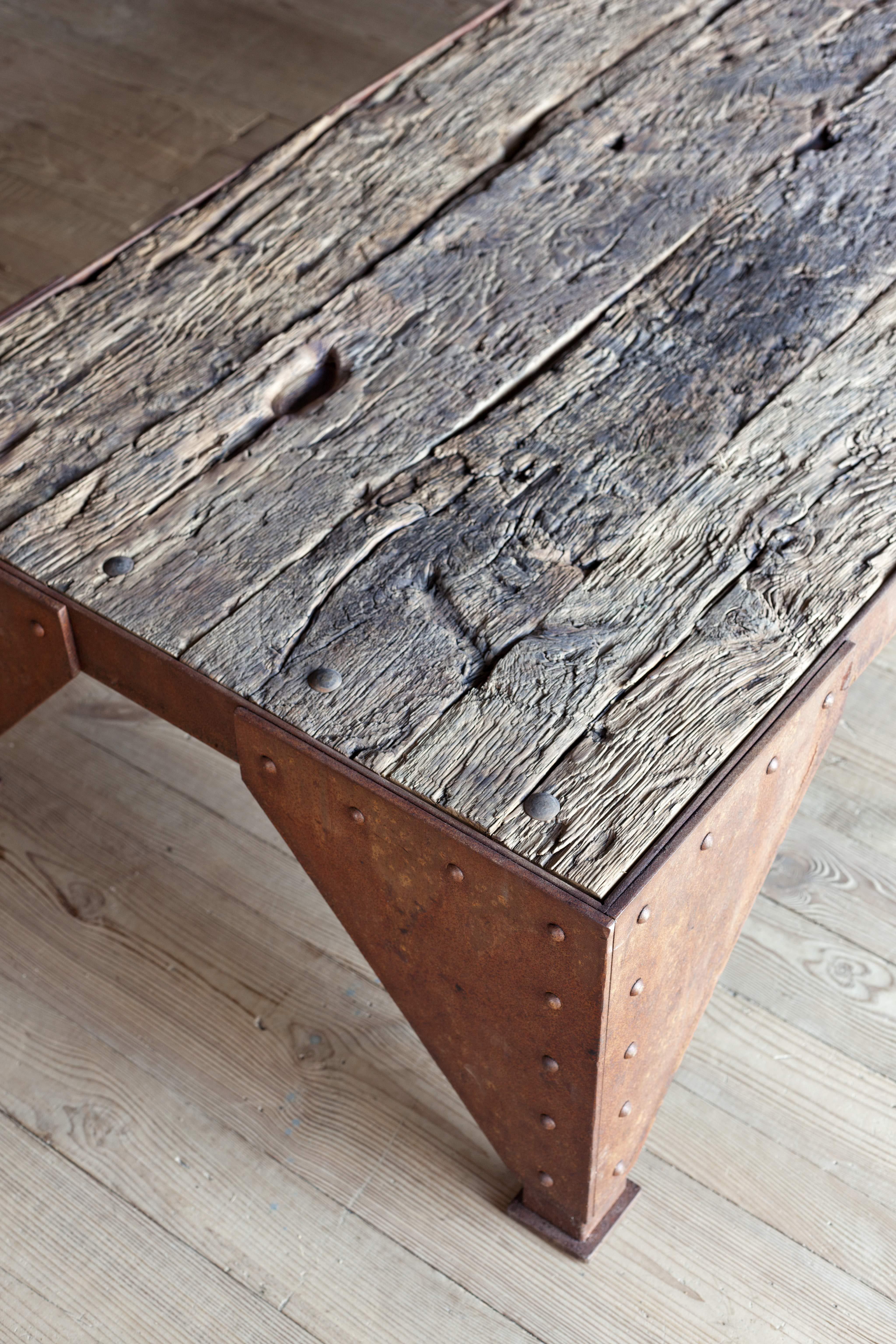 Table by #Cousaert | Holz | Pinterest | Carpintería, Bancos y Rusticas