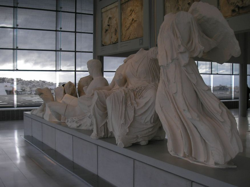 Vol 7 No 1 Museum Of Light The New Acropolis Museum And The Campaign To Repatriate The Elgin Marbles Elgin Marbles Acropolis Museum