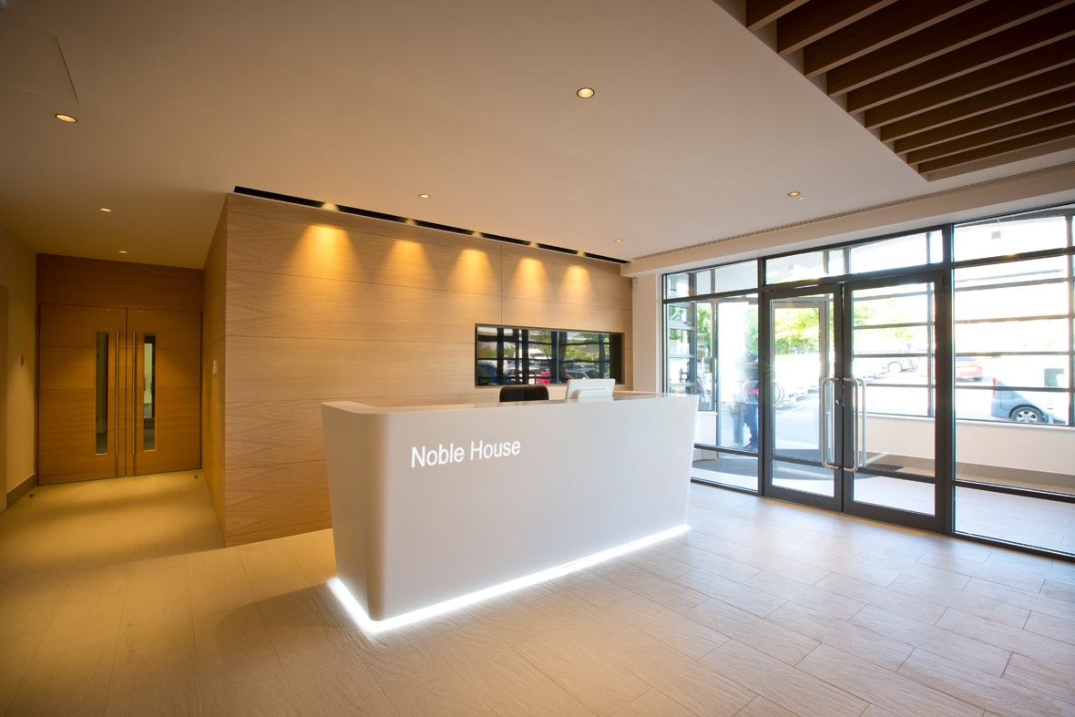 Led Lighting For Home Interiors Client Noble House Dealer Envoplan Pinteres