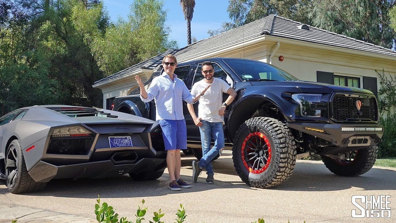 Visiting Salomondrin S Garage And Raptor S Test Drive Cars