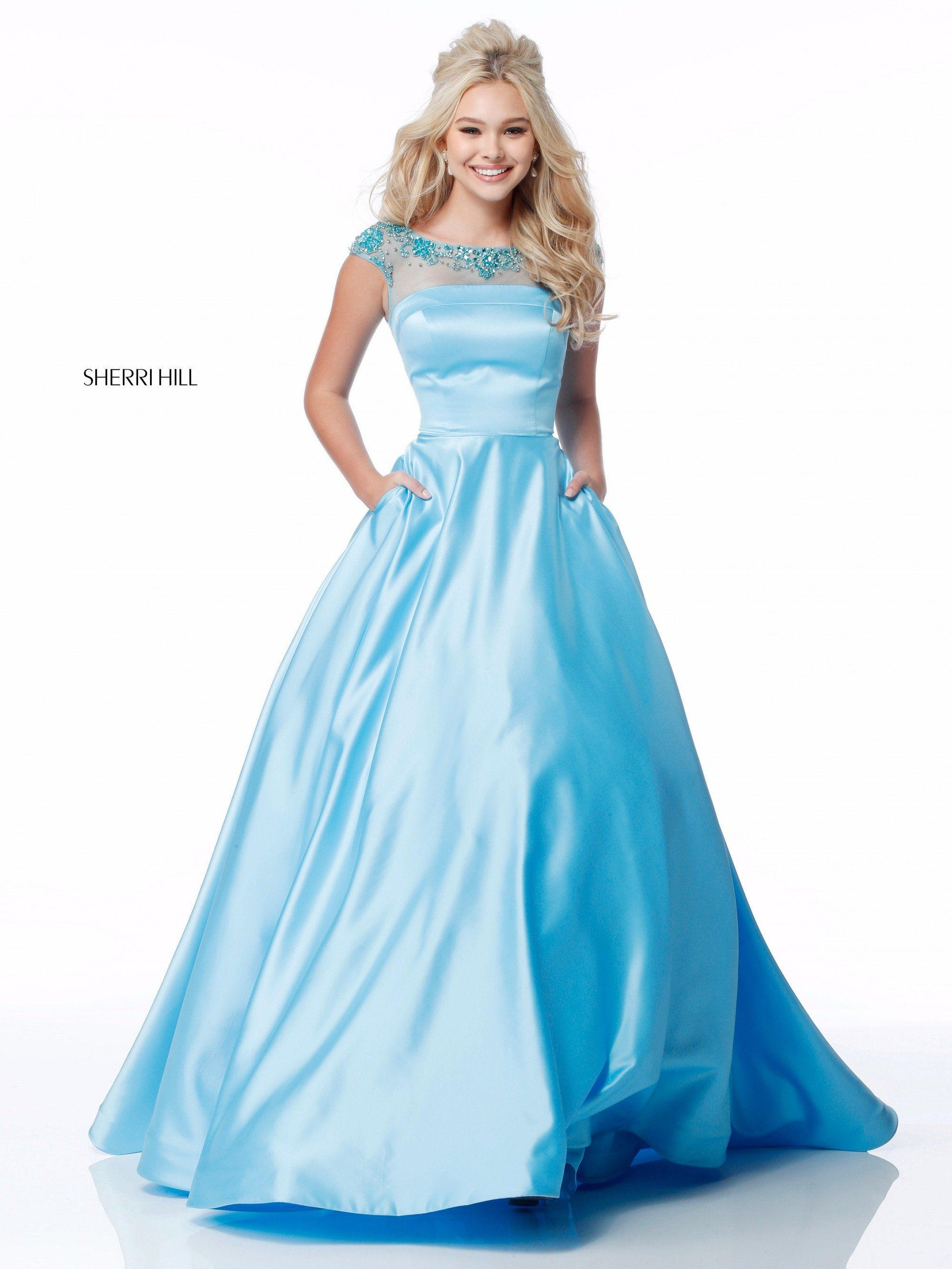 Sherri hill drop ships and products