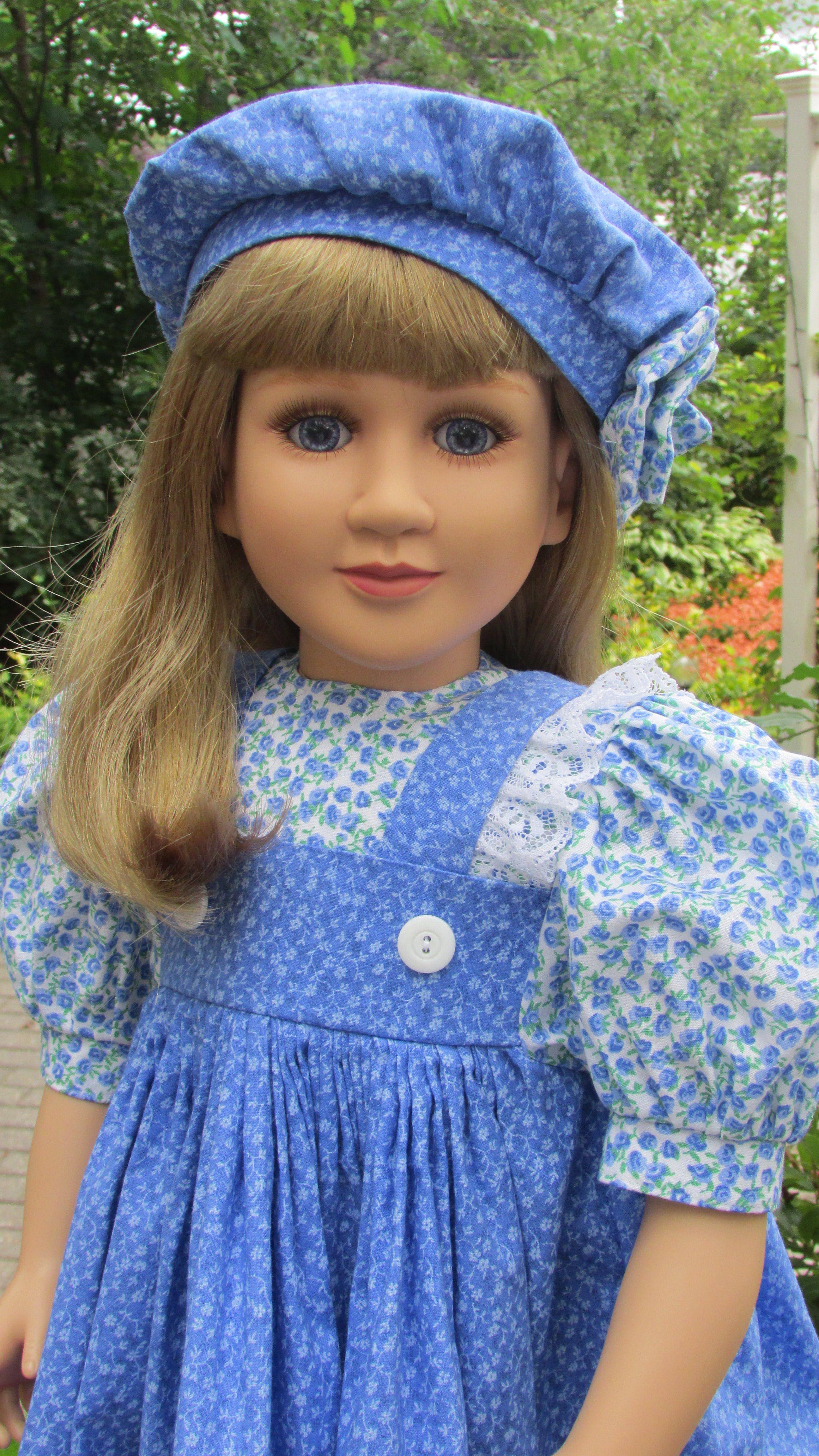 SD Head- Chloe – Denver Doll Emporium  |Denver Doll Heads