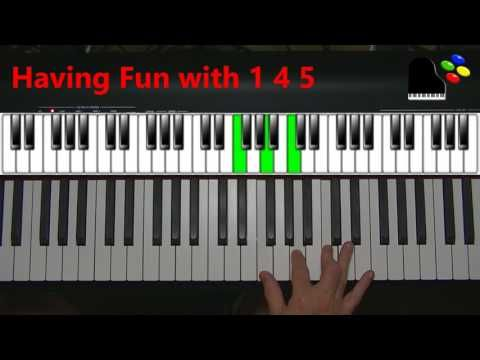 Having Fun With The 1 4 5 Chord Progression Youtube All About
