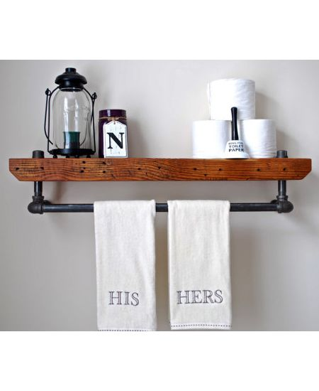 12 Chic industrial home decor buys that will stop your home from getting too girly
