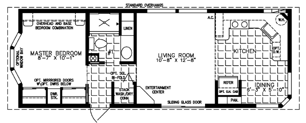 Park Model Home Floor Plan Vacation Home Option In Sarasota Fl Sun N Fun Resort And Campground Park Model Homes House Floor Plans Floor Plans