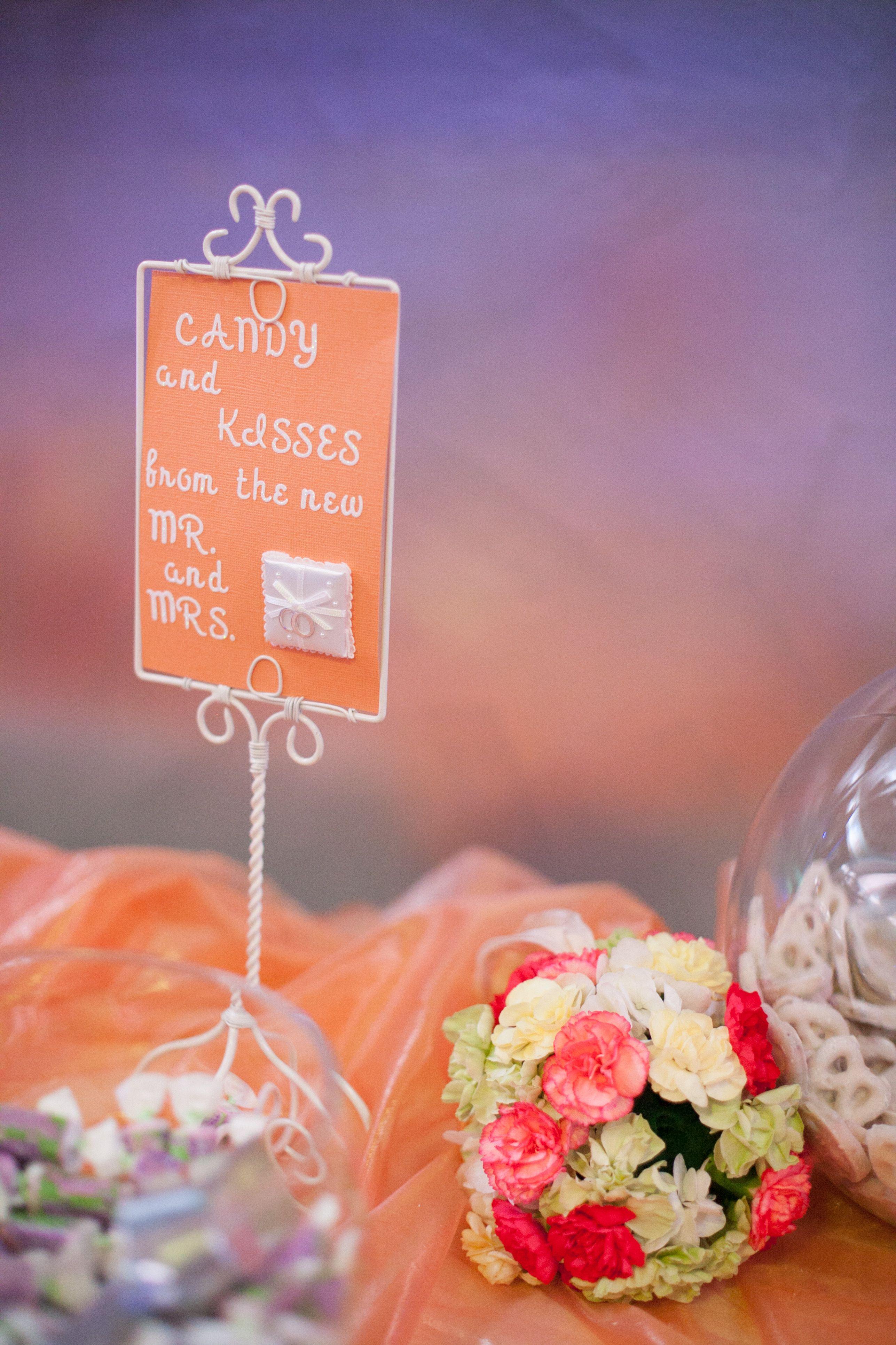 Candy Buffet Sign - Simply Adorable | A\'BULAE Weddings | Pinterest ...