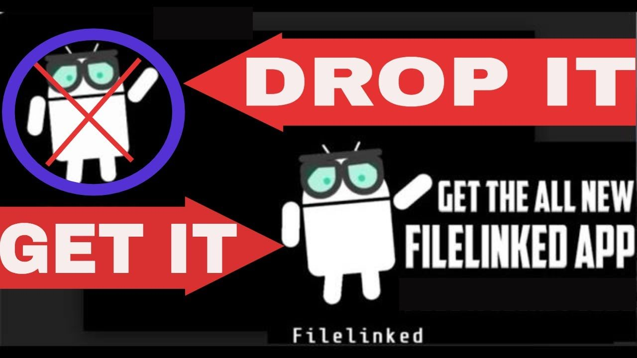 Drop DroidAdmin Get Filelinked to get access to the